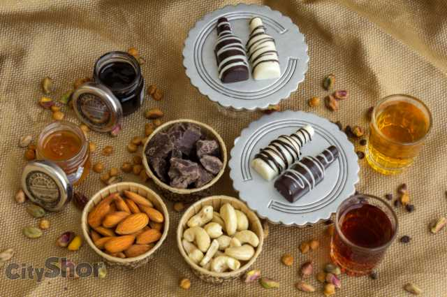 Handcrafted Blissful Chocolates by Sweet Moments
