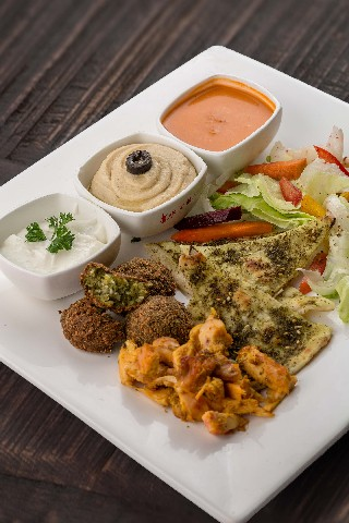 Get Your Taste-Buds introduced to Middle-Eastern Flavors at Cafe Arabia