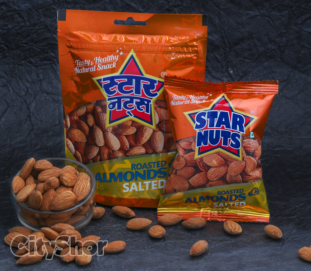 StarNuts Tasty and Healthy Natural Snack
