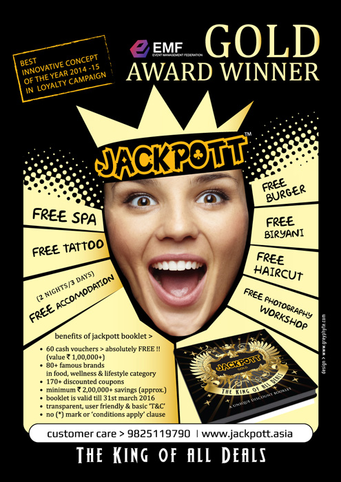 JACKPOTT - The King of all Deals!