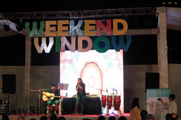 Brace yourselves for WEEKEND WINDOW 8th Edition