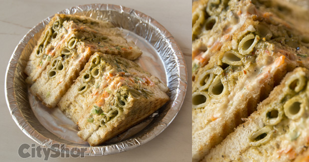 Grab the best Sandwiches in town at KEFI'S