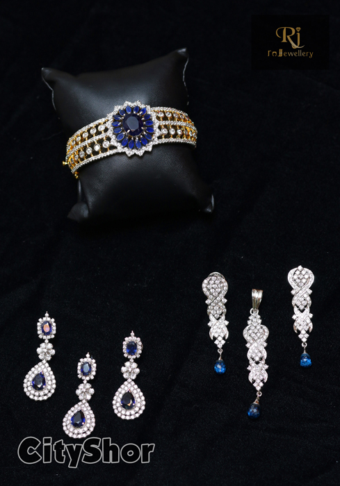 Exclusive Wedding Luxuries by RAJ JEWELLERY