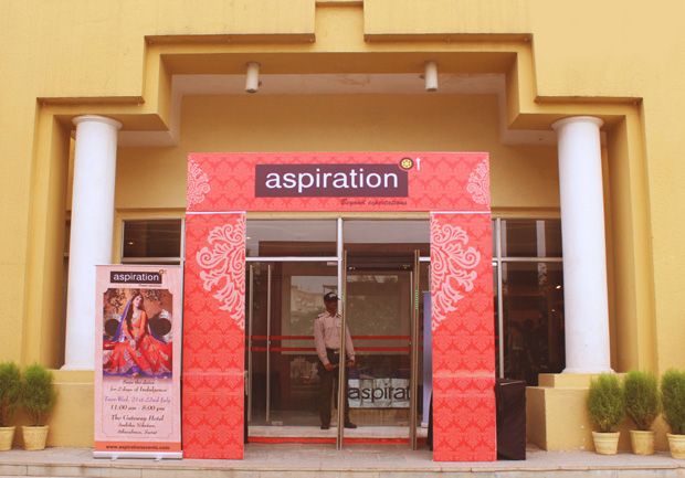 ASPIRATIONS takes place in Surat
