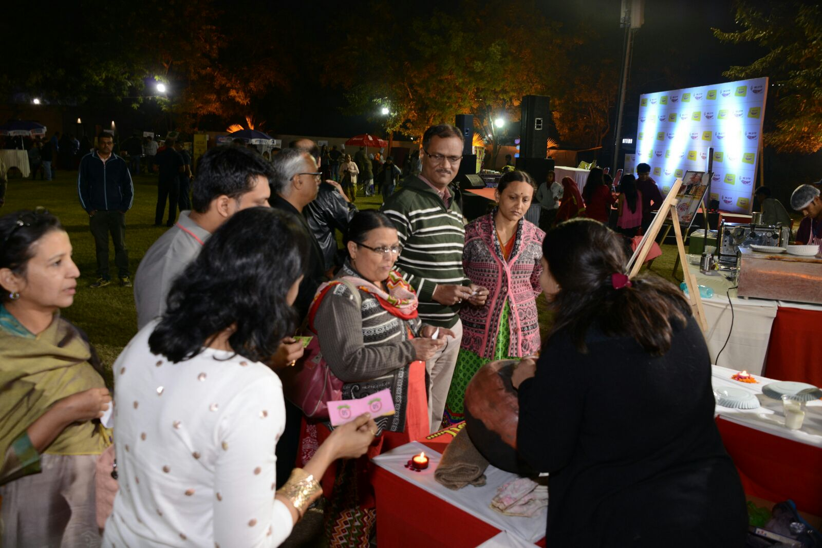 Last Day at The AHMEDABAD FOOD FESTIVAL