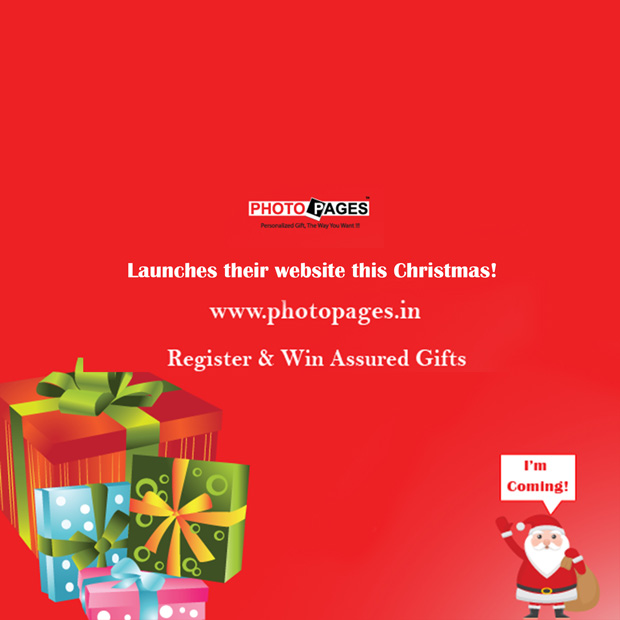 PHOTOPAGES launches it's website this Christmas