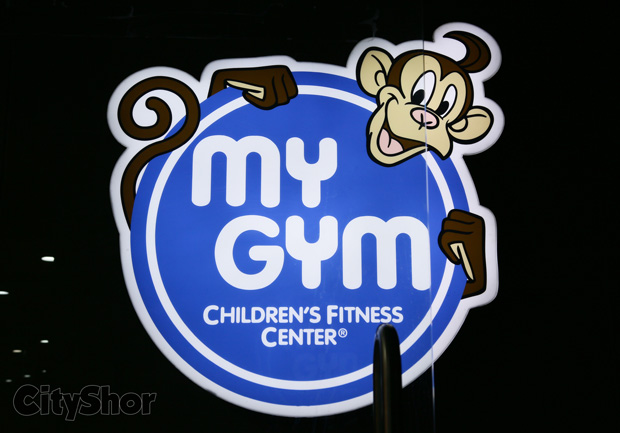 MY GYM - The First of it's kind Fitness Center for Kids in A'bad!