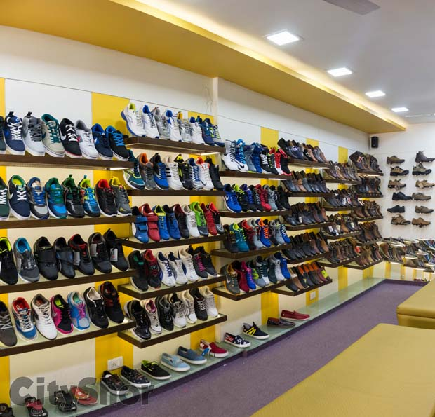 The best of Footwear at The WAREHOUSE