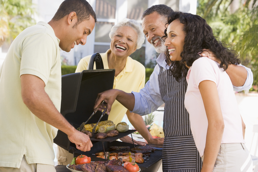 Don't Just Eat Together, But Cook Together At Your House Party!