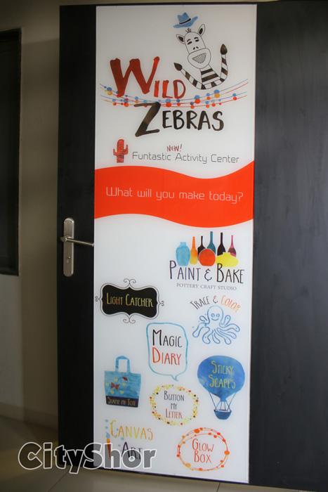 WILD ZEBRAS - A funtastic Activity Center