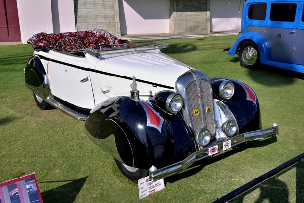 Magnificent Vintage Car Show
