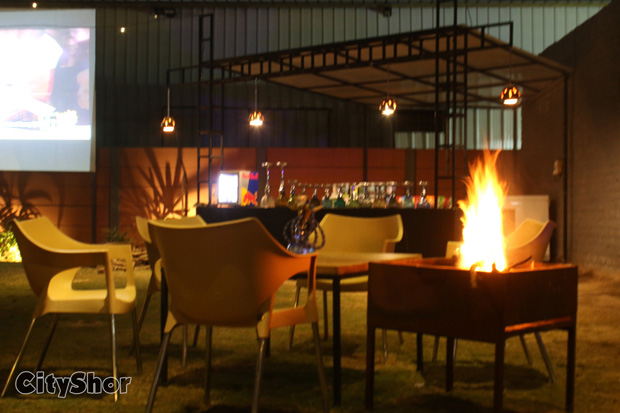 Palm De Bistro - A destination for 31st evening