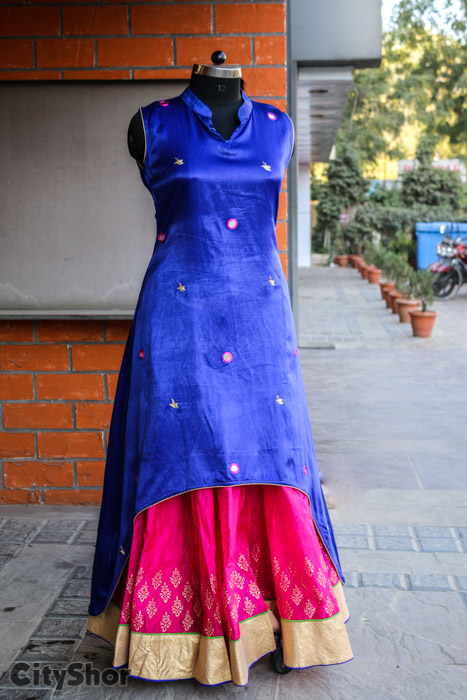 Showcase of Ethnic Jewellery and Couture at Anay Gallery