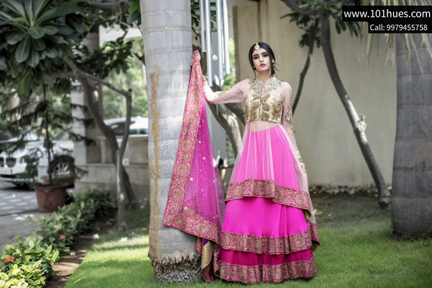 Spellbinding Wedding Outifts, Jewellery on Rent by 101 Hues