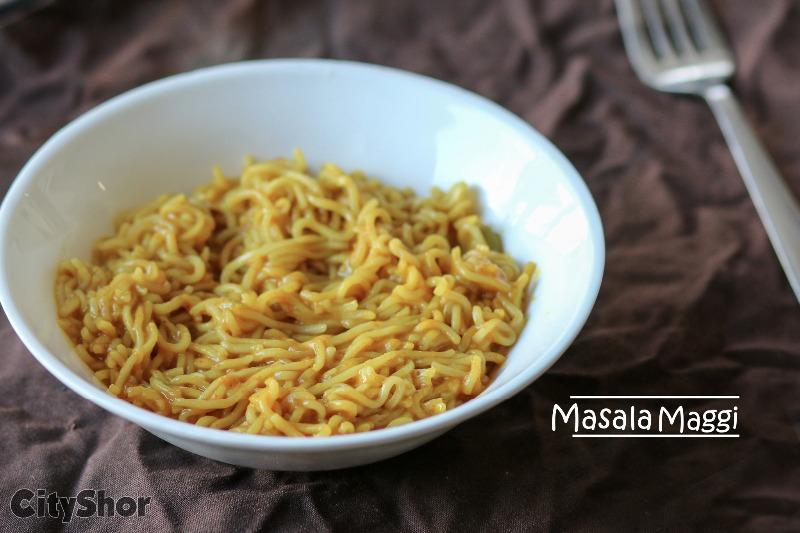 Get High on Noodles at Hi On Tea!