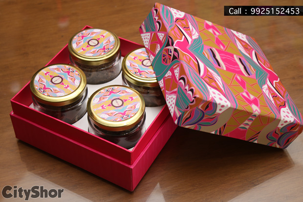 Premium confectionery wedding gift hampers only @ COCOADRAMA