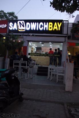 Sensational sandwiches and salads!