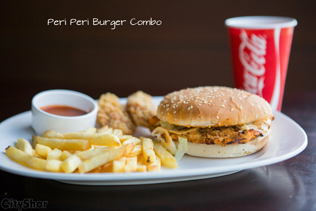 Delicious Burgers, Wings, Wraps & more at LEON GRILL
