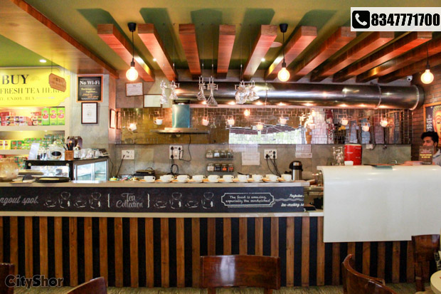 WAGHBAKRI LOUNGE launches UNLIMITED Breakfast at just Rs.199