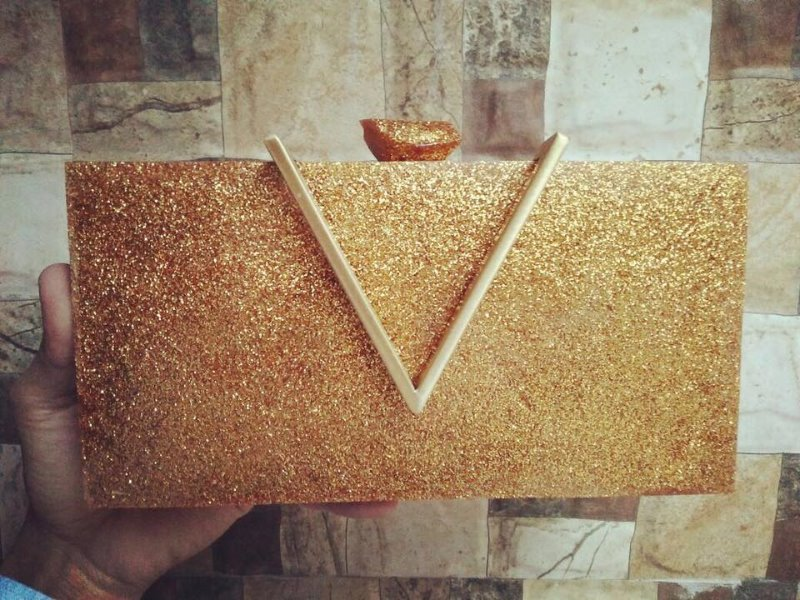 Chic wooden clutches at The Bag Lab Bengaluru