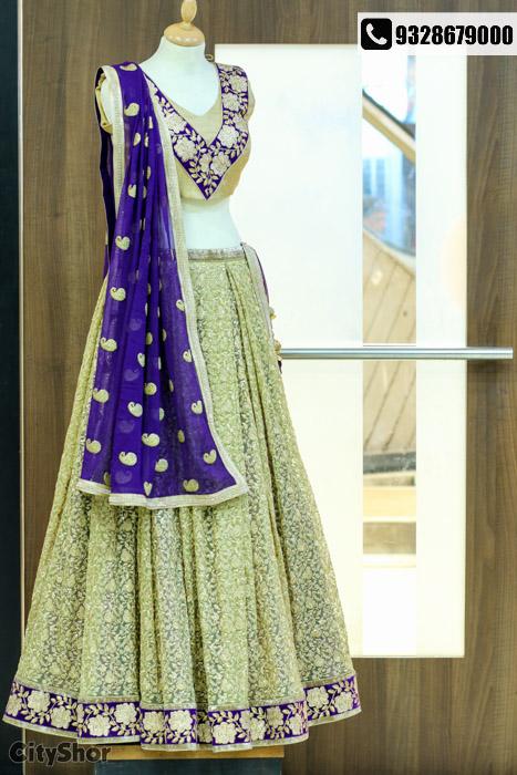Ooze panache & grace with MONA VORA's bridal sets on display