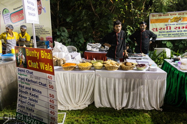 AHMEDABAD FOOD FEST 2016 is on in full swing! Be there ASAP!
