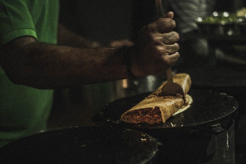 Catch this Auto to Relish 99 Varieties of Delicious Dosas!