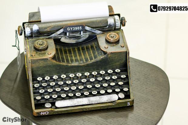 Antique, quirky & distinctive home décor articles by KENT!