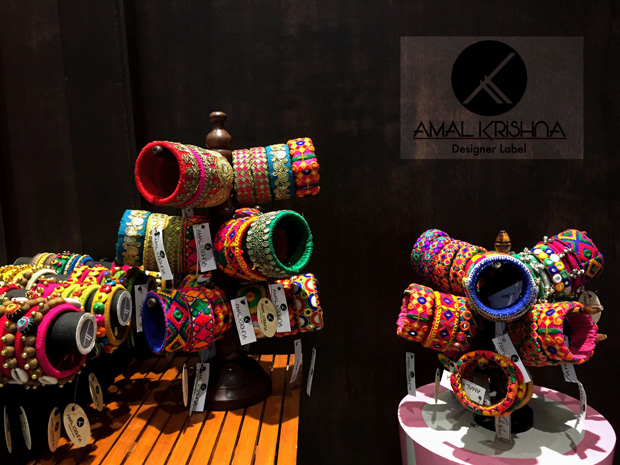 Amazing assemblage of jewellery & clothes on display @ ANAY!