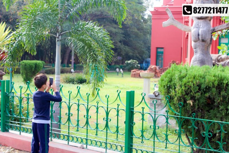 Treasure hunt in Cubbon Park this Christmas with Sparrowz