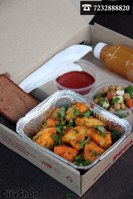 The First Absolute Breakfast Delivery Service In Jaipur