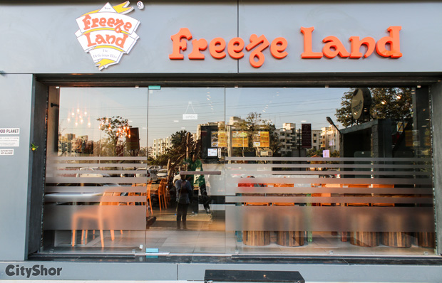 Amdavad's sweetheart NEW FREEZE LAND now open in Motera!