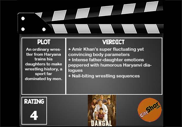 Movie Review of Dangal