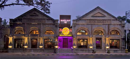 rock hotel bangalore