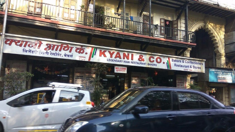 Dwell on the Vintage Charm,Soul Soothing Food of Kyani & Co!