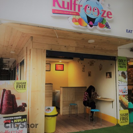 This Jayanagar Store Offers Natural Fruit Bombs!