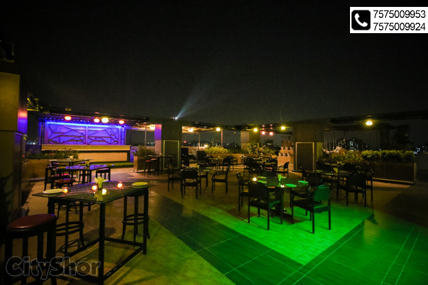Eat. Party. Celebrate. At Revive- The Restro Cafe!