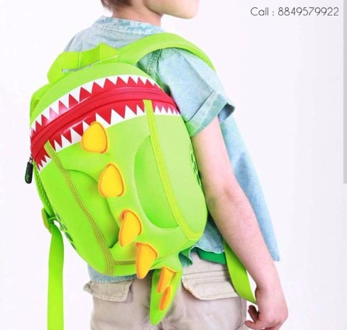 Quirky Backpacks For Your Kiddos Starting From Just Rs 1300!