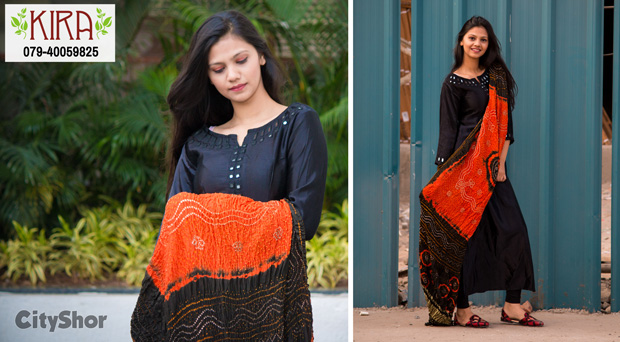 Get your Looks Picture Perfect! Shop from Kira Ethnic