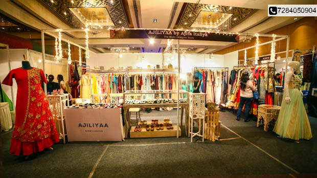 Shehnai-The Wedding Show with luxurious ensembles is here!