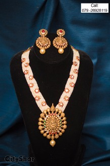 Get Jewellery that enhances your Wedding Looks at D.B.Zaveri