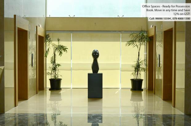 Book your office spaces in financial nexus of City- Sakar-IX