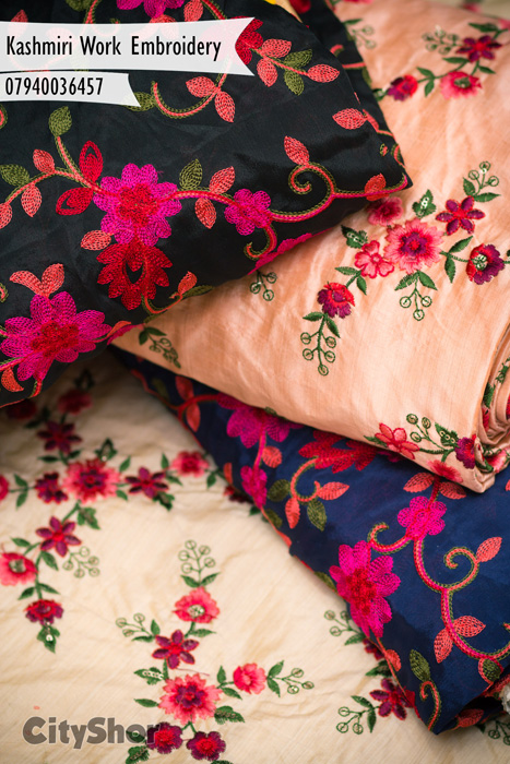 Get Designer Fabrics on Wholesale Prices at Arpit Silk India