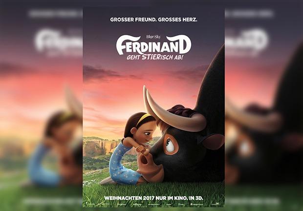Movie Review - Ferdinand