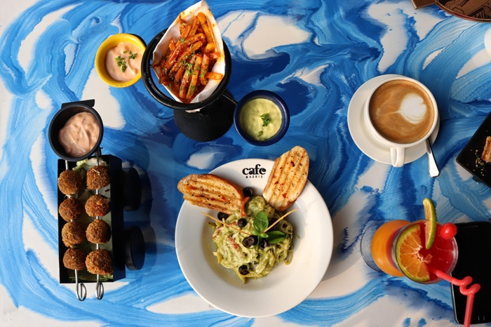 Visit All-New Madrid Cafe for Soothing Food and Calmness!