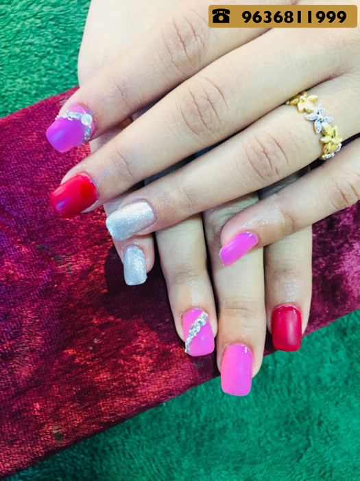 Beyond A Manicure The Best Nail Art Place In Jaipur