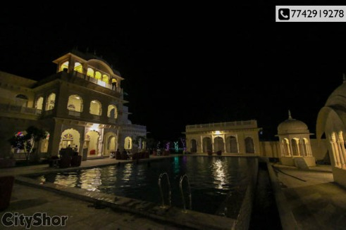 The Perfect New Year Bash at Sanchal Fort, Barmer!