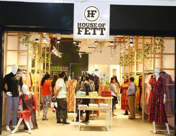 Don't Keep Calm, House of Fett has opened in Saket Now!