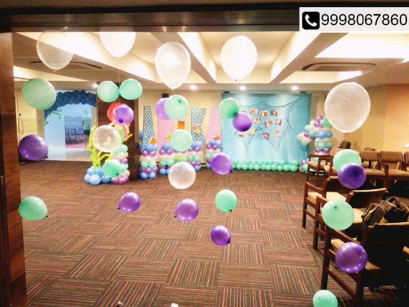 Hosting a Party? Call the Balloonwala!