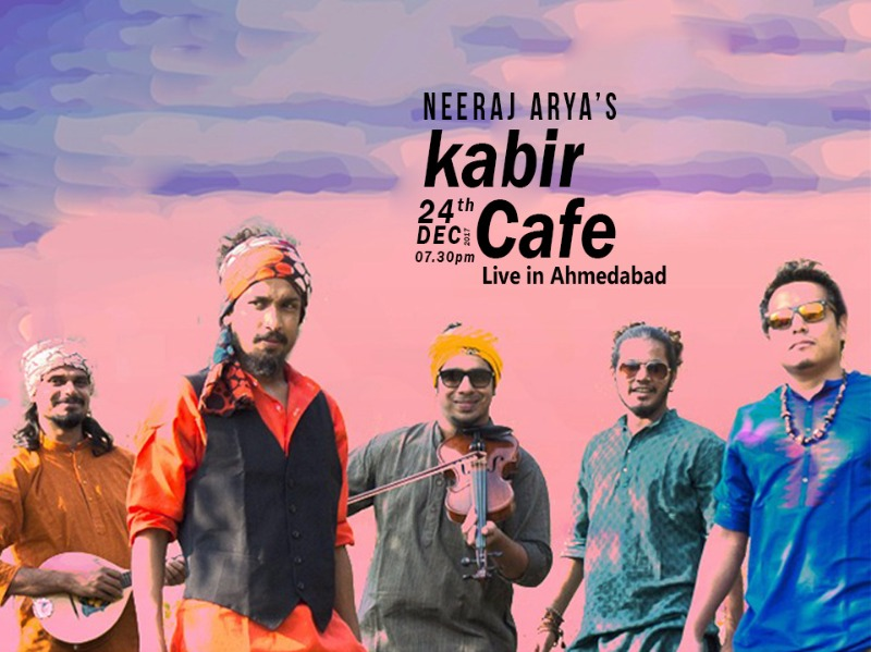 Kabir Cafe Live In Concert | First Time In Ahmedabad
